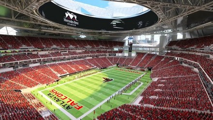 Mercedes-Benz Stadium (USA)