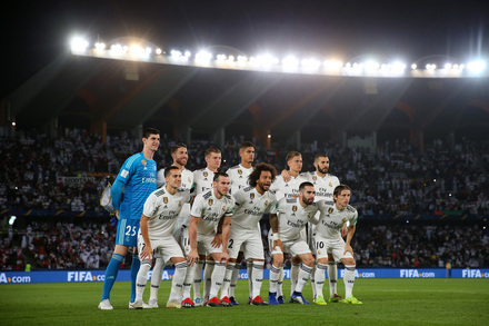 Real Madrid x Al Ain - Campeonato do Mundo de Clubes 2018 - Final