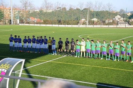 Sport Canidelo 2-2 CD Candal
